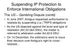 suspending ip protection to enforce international obligations7