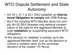 wto dispute settlement and state autonomy4