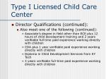 type i licensed child care center14