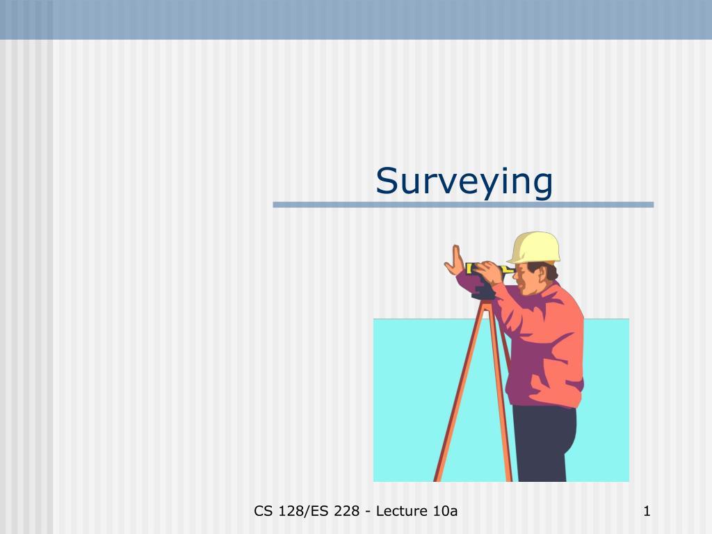 surveying l.