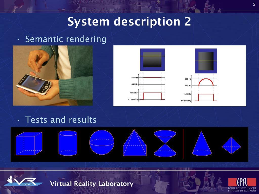 System description 2