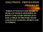 solutions prevention programs64
