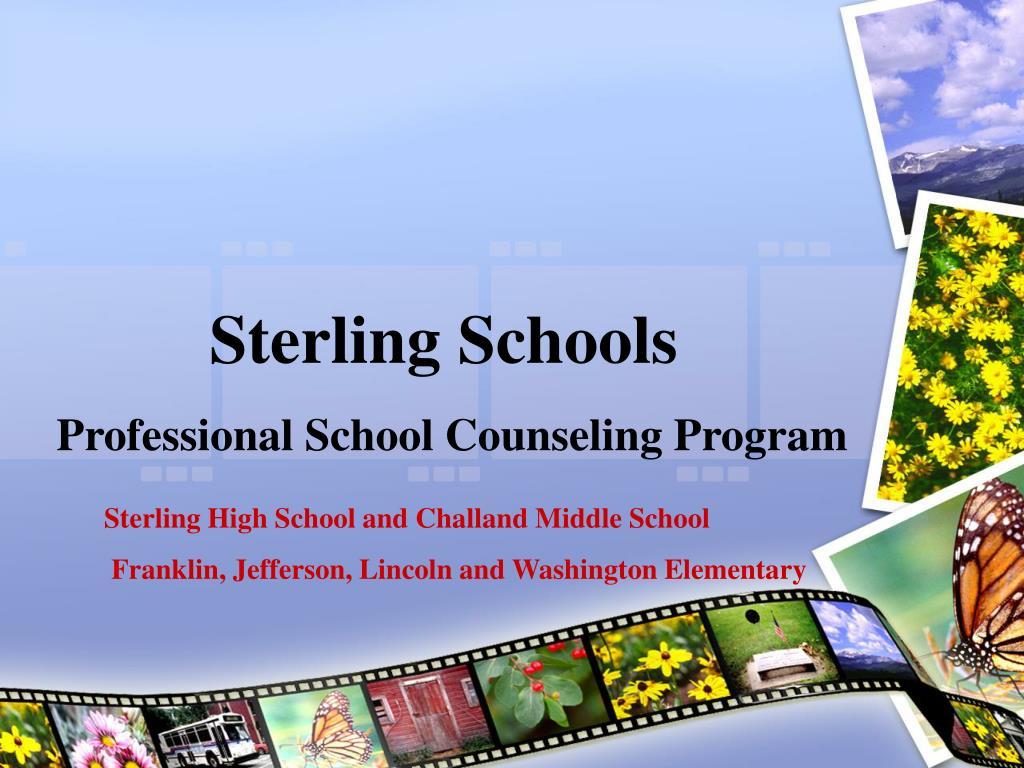 sterling schools l.