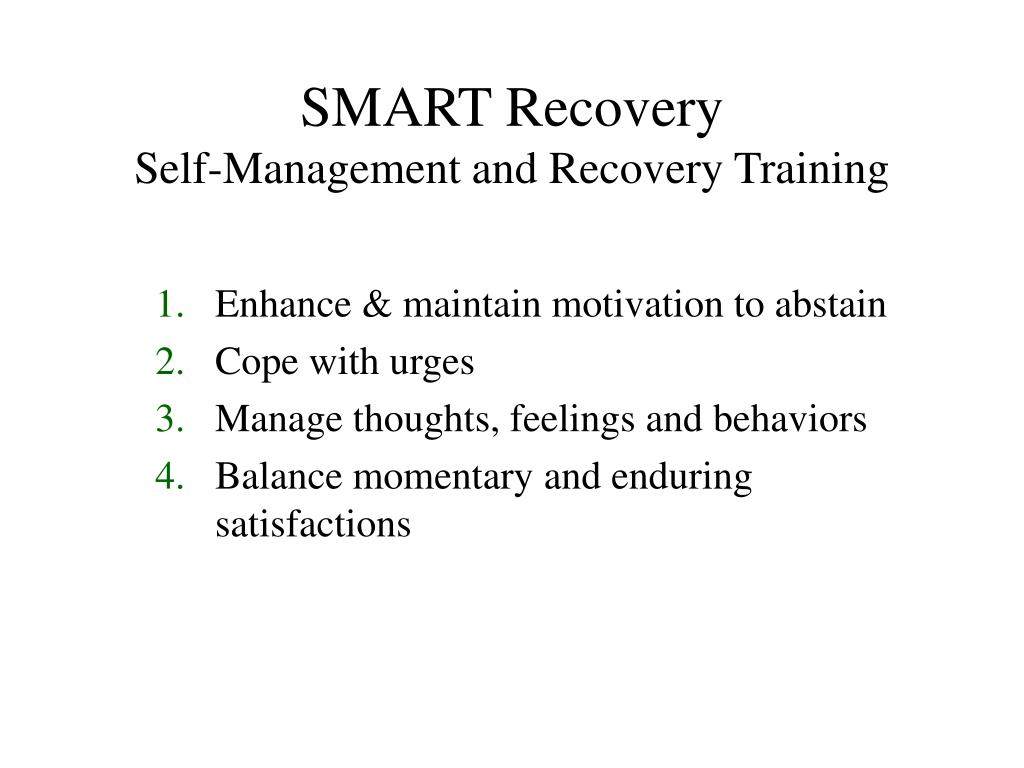 Enhance & maintain motivation to abstain