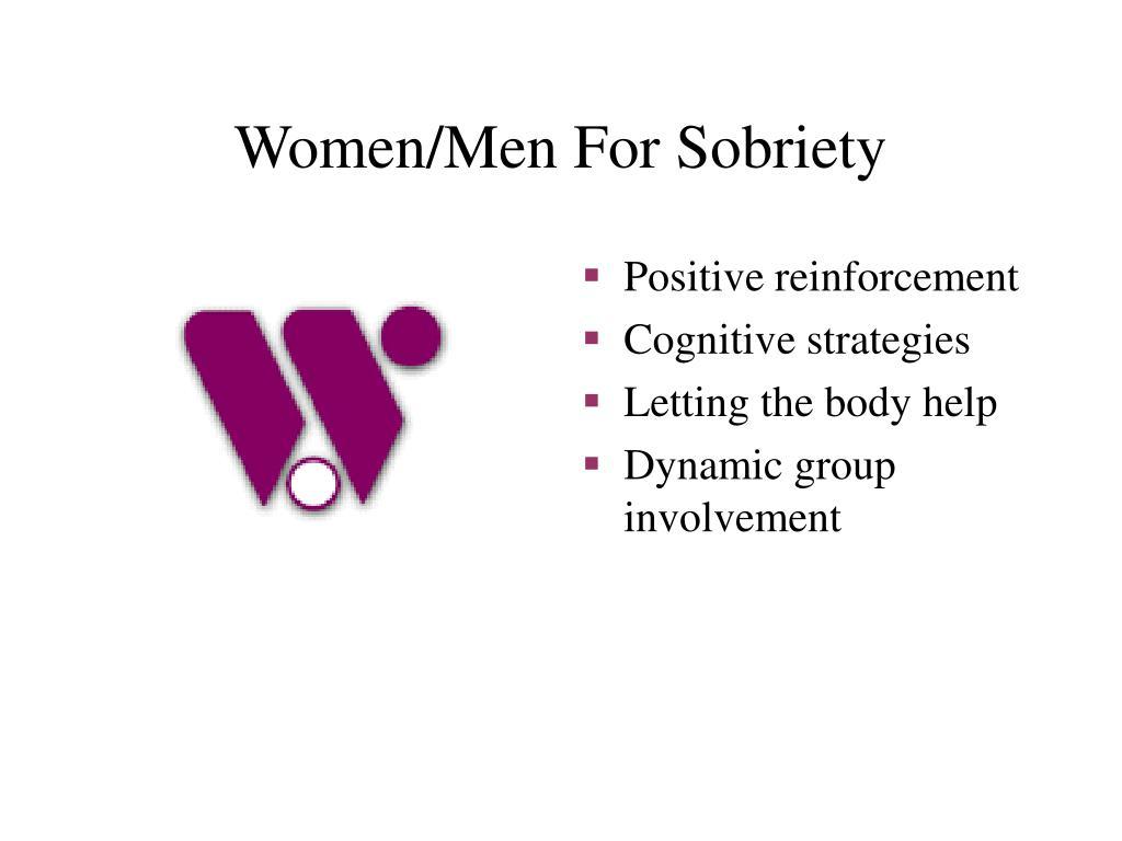 Women/Men For Sobriety