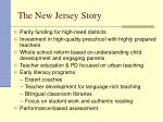 the new jersey story