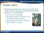 portable ladders19