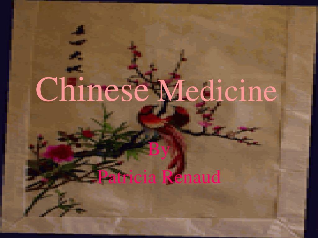 chinese medicine l.