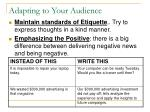 adapting to your audience3