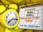 steal these lesson plans