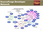 sourceforge developer network