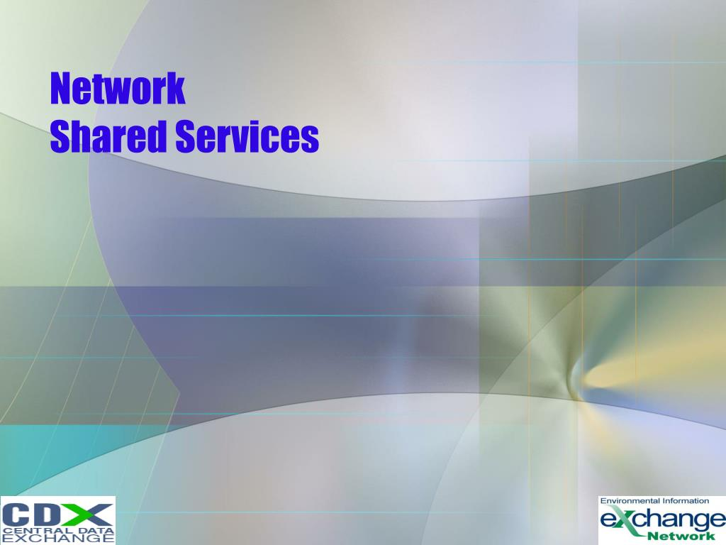 network shared services l.