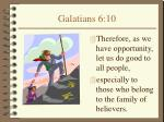 galatians 6 10