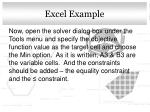 excel example2