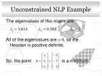 unconstrained nlp example3