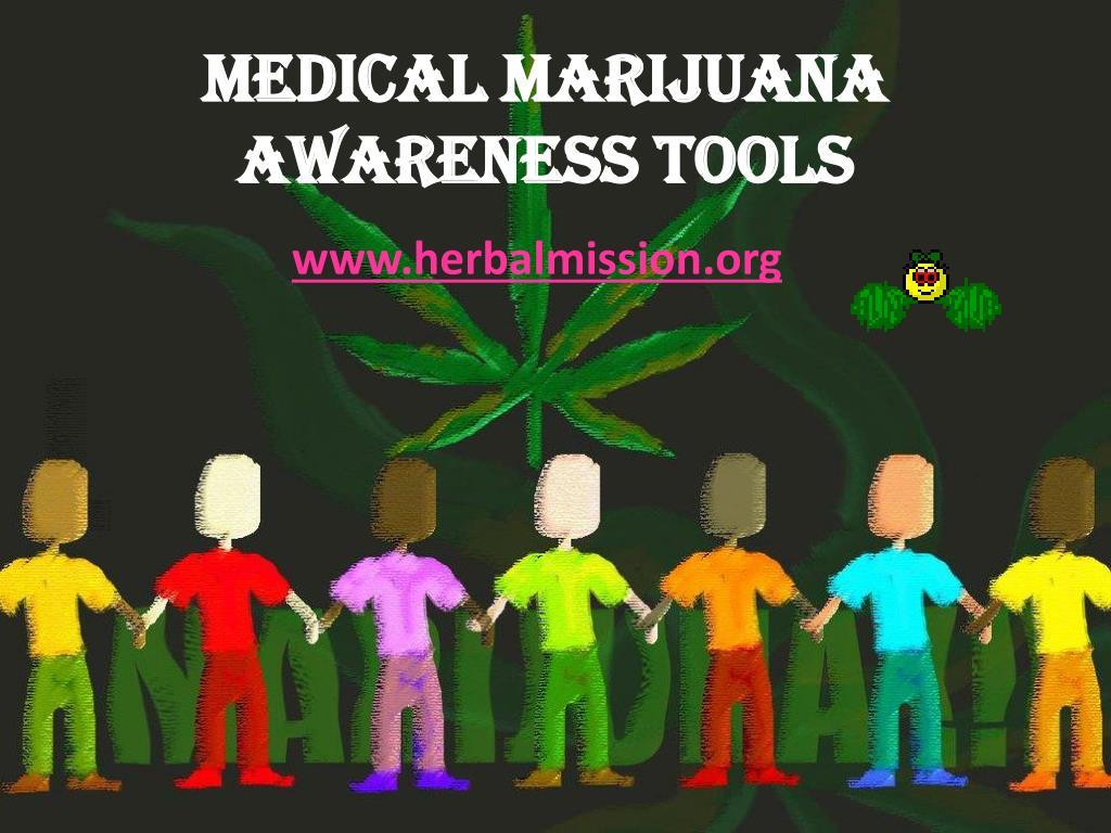 medical marijuana awareness tools l.