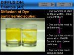 diffusion example 4 5
