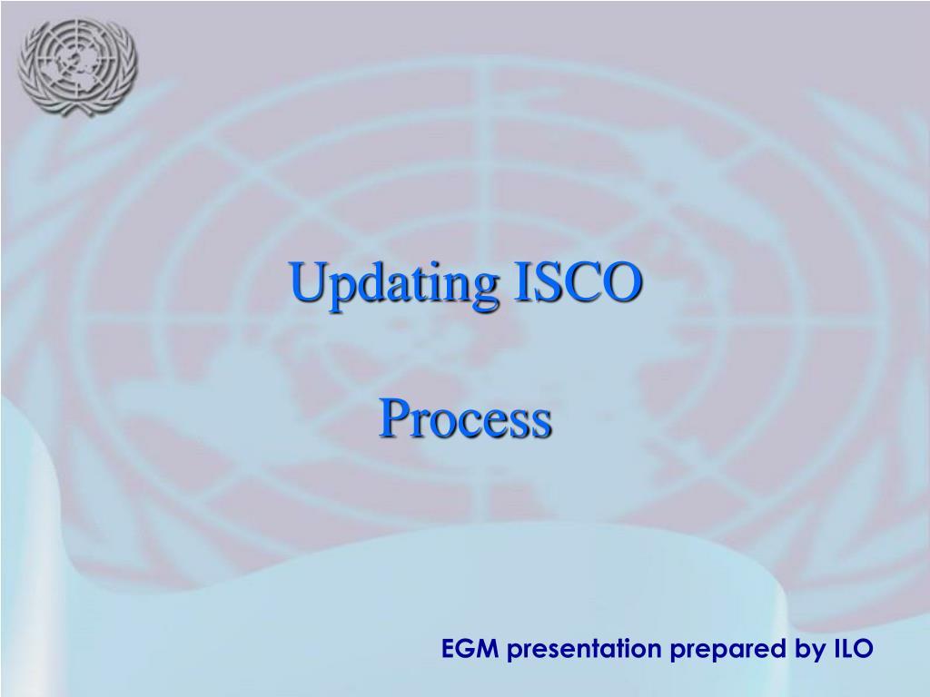 egm presentation prepared by ilo l.