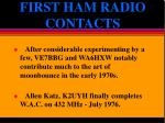 first ham radio contacts4