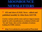 moonbounce newsletters