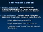 the fsted council