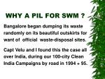 why a pil for swm