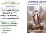 4 misterio glorioso la asunci n de la virgen