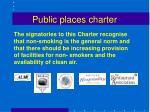 public places charter