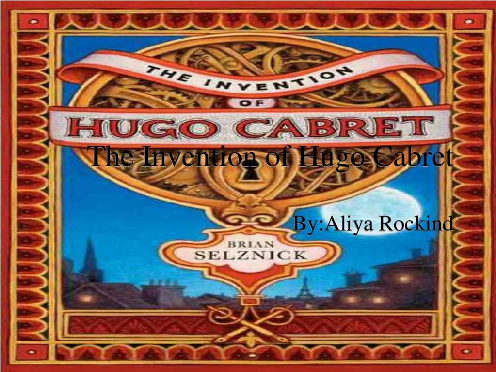 the invention of hugo cabret l.