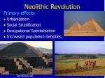neolithic revolution11
