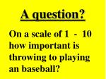 a question34