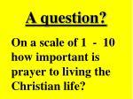 a question35