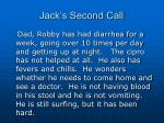 jack s second call