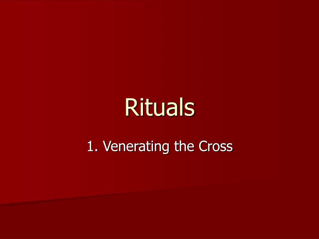 rituals l.