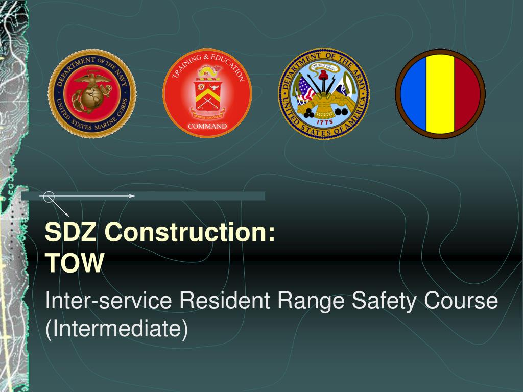sdz construction tow l.