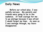 daily news38