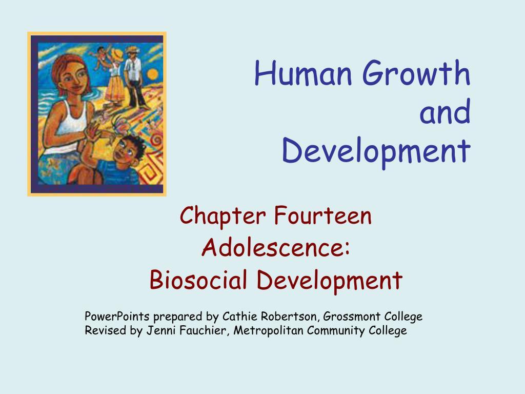 human growth and development l.