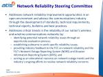 network reliability steering committee