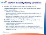 network reliability steering committee4