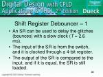 shift register debouncer 1