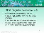 shift register debouncer 3