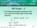 sm design 3