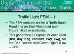 traffic light fsm 1