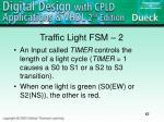traffic light fsm 2