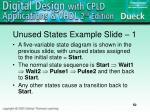 unused states example slide 1