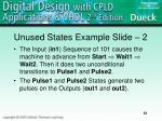 unused states example slide 2
