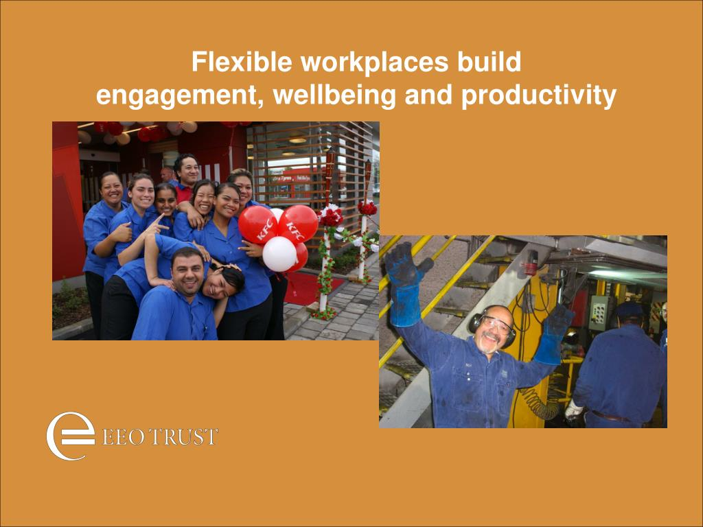 flexible workplaces build engagement wellbeing and productivity l.