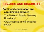 hiv aids and disability15