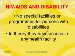 hiv aids and disability6