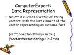 computerexpert data representation67